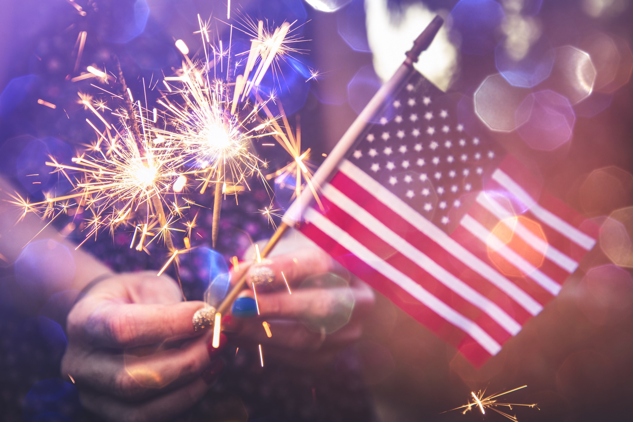 5 Ways to Spark Up Your Independence Day Celebration