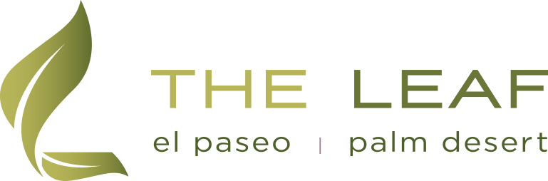 The Leaf El Paseo Logo