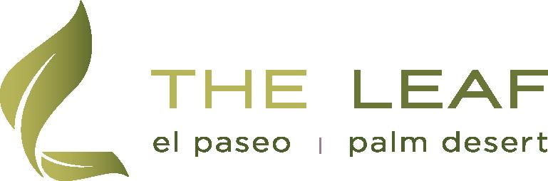 The Leaf El Paseo | Palm Desert Dispensary Menu